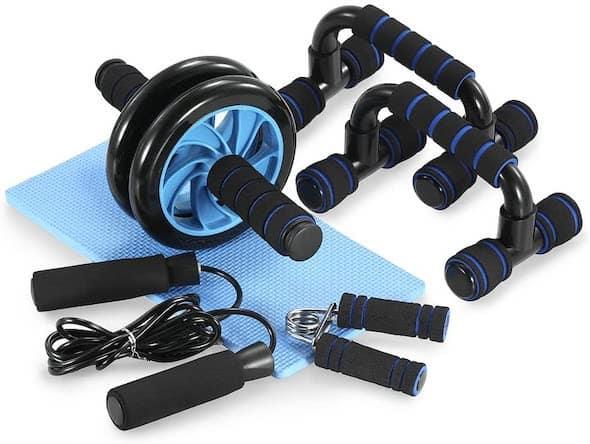 Appareils kit maison fitness sport domicile pack complet meilleur vente amazon