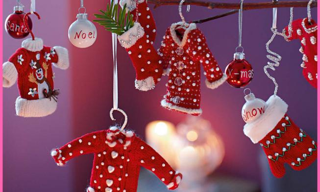 9 Idées Diy Décorations De Noël Pour Votre Maison De