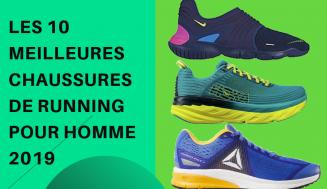Les 10 meilleures chaussures de running pour homme en 2020