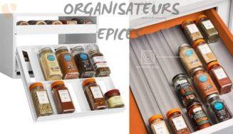 13 façons totalement différentes d'organiser toutes vos épices