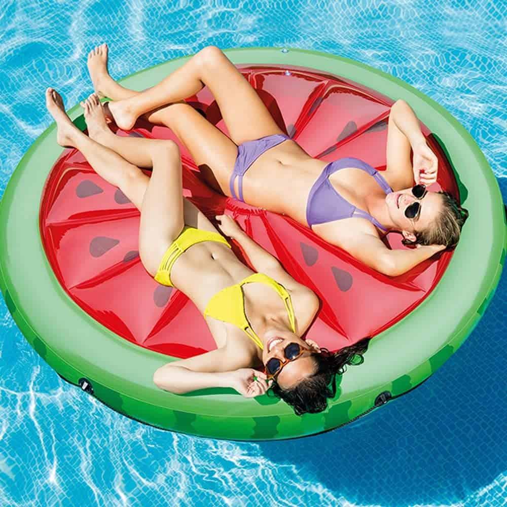 flotteur-anneau-gonflable-bouee-matelas-intex-amusant-piscine-mer-vacances-ete