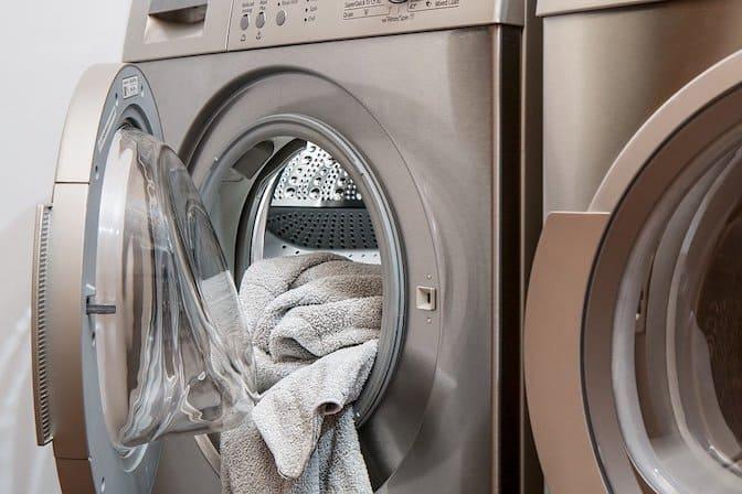 tutoriel machine a laver explication comment nettoyer sa machine entretien produit maison ménage nettoyage
